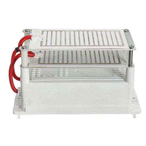 Generateur d'ozone en céramique pour Voiture 12 V 10 g 25