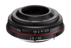 Pentax HD DA 40mm F2.8 Limited SLR Tele - Objetivo (SLR, 5/4, Teleobjetivo, 0,4 m, Pentax KAF, 4 cm)