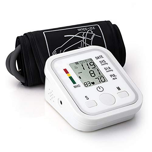 HS-WANG01 Sfigmomanometro Digitale Automatico Sfigmomanometro BP per misuratore di Pressione...