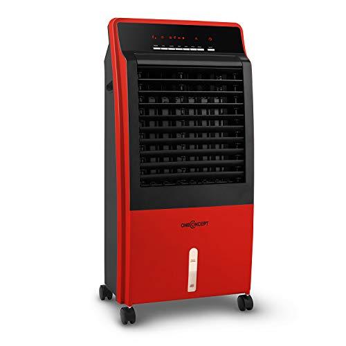 Oneconcept CTR-1 2G Red Summer Wave - Raffreddatore Ambienti, Condizionatore Portatile,...