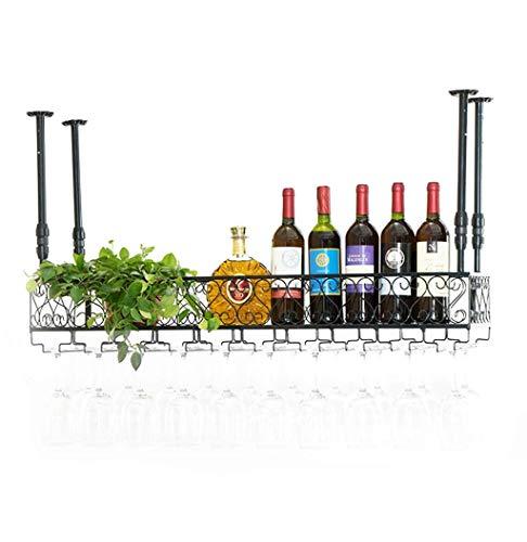 LXDDP Scaffale da Cucina in Metallo da Cucina Scaffale da Vino in Metallo Scaffale da Vino per Vino...