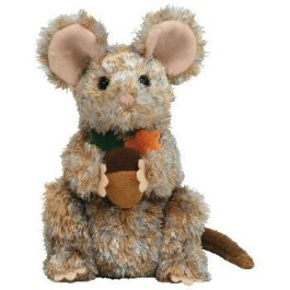 TY Beanie Baby ~ Oakdale the Mouse ~ TY Store Exclusive