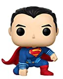 FunKo Pop Vinyle - DC - Justice League - Superman, 13704, Bleu