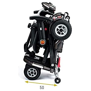 Scooter eléctrico compacto plegable Brio PLUS de Apex
