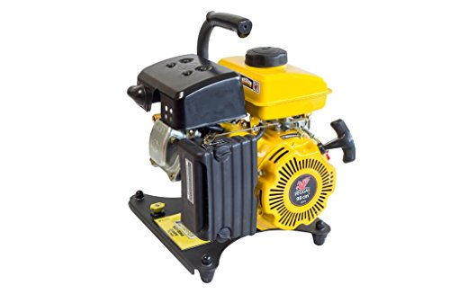 WASPPER ✦ Hidrolimpiadora de Motor de Gasolina 2100 PSI ✦ 98cc con Potencia de Alta presión Jet Hidrolimpiadora Profesional W2100HA portátil Limpiadora para Autos y Patios