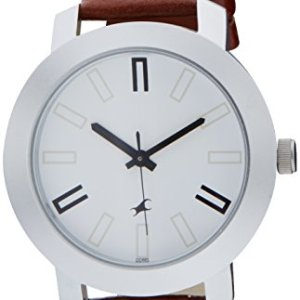 7a67861868fcfb Fastrack Casual Analog White Dial Men s Watch -NK3120SL01
