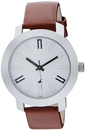 e1e67654ed1 Fastrack Casual Analog White Dial Men s Watch -NK3120SL01