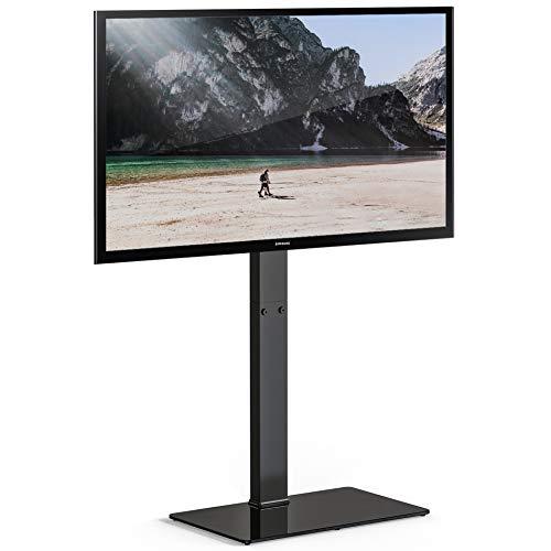 FITUEYES Girevole Supporto al Pavimento con Staffa per TV LCD LED da 32 a 65 pollici TT107501MB