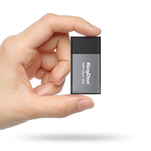 KingDian 120gb 240gb 500gb External SSD USB 3.0 Portable Solid State Drive (P10-500GB)