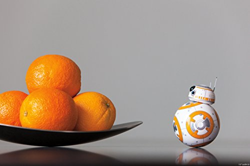 41eAq2pM2VL - Sphero R001ROW, Robot electrónico droide BB-8 Star Wars (R001ROW)