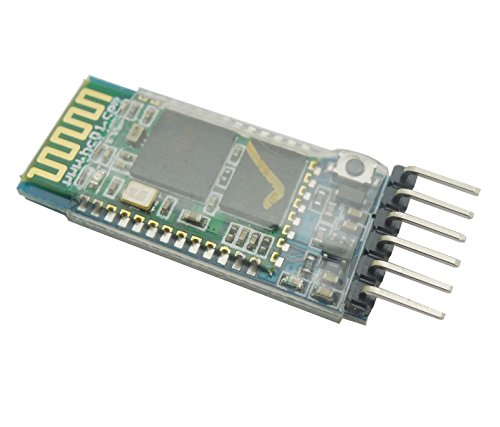 Caratteristica: 1, PCB Dimensioni: 37,3 mm* 15,5mm 2, Peso: 3,5g 3, tensione in ingresso: 3,6V - 6V, 7V vietare over 4, potere anti-inverso, modulo inverso non funziona 5, porta a 6 pin:EN / VCC / GND / RXD / TXD / STATE(Stato Bluetooth condu...