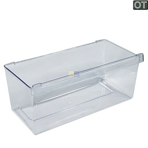 480132101015 - Cassetto da frigorifero per le verdure, 44,5 x 20,5 x 25,0 cm, per frigoriferi...