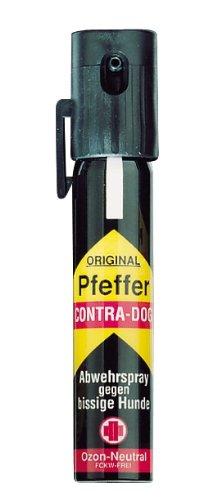 Pfefferspray 30 ml Abwehrspray Nebel Contra-Dog-Bundespost