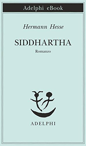 Siddartha Book Cover