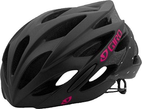 Giro Sonnet Helmet - Women's Matte Black/Bright Pink, S