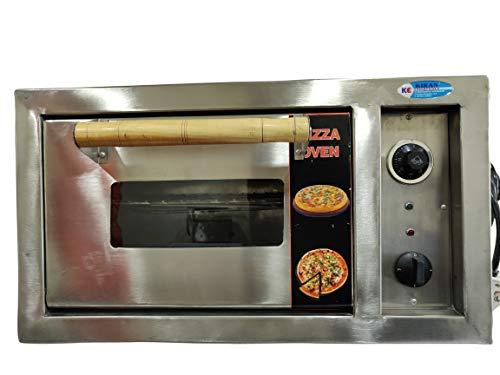 Kiran Enterprise 4 Pizza's Oven (White)