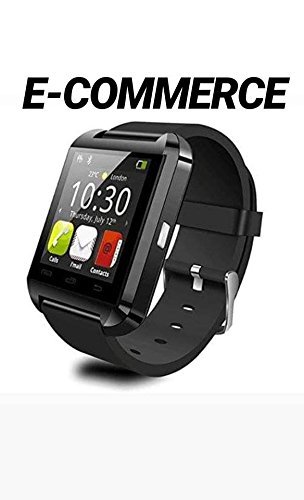 Smartwatch Bluetooth Orologio Intelligente Android iOS,Letopro U8 Smart Watch fitness band telefono...