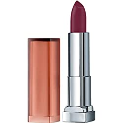Maybelline New York Color Sensational Inti-Matte Nude Lipstick, Pretty Please, 3.9g