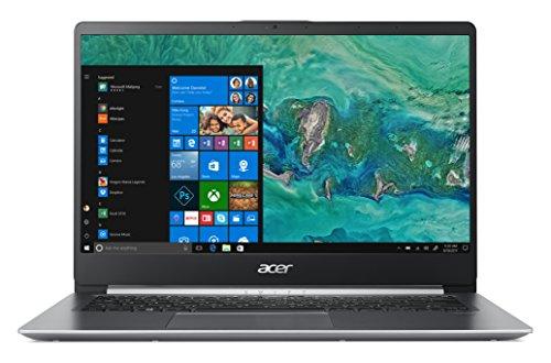Acer Swift 1 SF114-32-P56T Notebook da 14', Processore Intel Pentium Silver N5000, Ram 4 GB, 128 GB...
