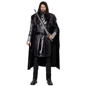 WIDMANN 07714Adultos Oscura Disfraz de Caballero, XL