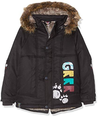 TUC TUC Parka Ecopelliccia con Cappuccio Bambino Marrone Artic Bears