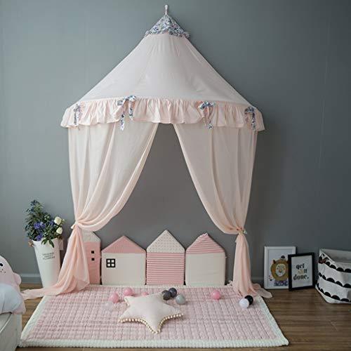 Baldacchino per letto con zanzariera per bambino tenda per letto zanzariera decorazione camera...