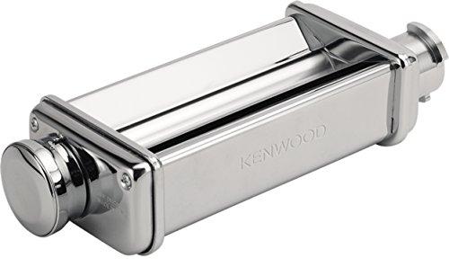 Kenwood KAX980ME Sfogliatrice per Impastatrice Planetaria, Acciaio Inossidabile, Argento