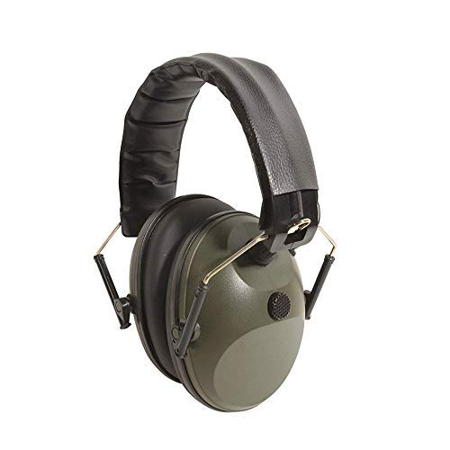 Orejeras de Disparo Electrónico con Amplificación y Supresión de Sonido, Orejeras de Protección de Reducción de Ruido Protear, NRR 24 dB