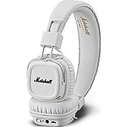 Marshall Major II Casque Audio Bluetooth - Blanc