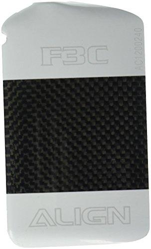 Align HN7008A F3C Carbon Fiber Flybar Paddle