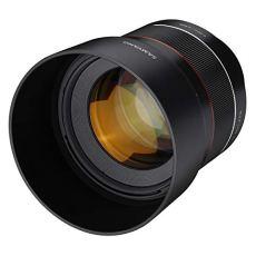 Samyang sa7072 Objetivo AF 85 mm, f1.4 fe Sony e.