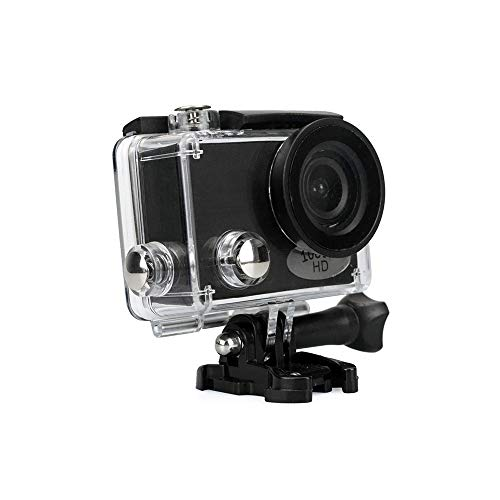 Action Cam Impermeabile Mini Camera Lens 1080P HD Wide Angle schermo 2.0' 120 ° grandangolare 30m impermeabile 4X Zoom Sport videocamere Grandangolo Record Videocamera inosservabile Micro Nanny Cam Vi