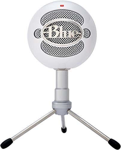 Blue Snowball iCE USB Mikrofon - Weiß