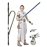 Star Wars The Black Series - Rey e D-O, Action Figure da Collezione Ispirata al Film Star Wars: L'Ascesa di Skywalker