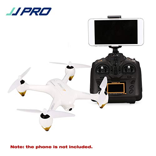 Ballylelly JJPRO X3 HAX 2.4G Dual GPS Posizionamento 1080P HD WiFi Telecamera FPV Drone Brushless RC Drone Quadcopter One Key Return