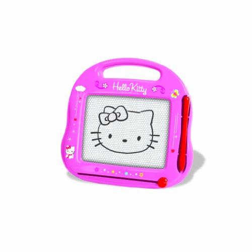 Clementoni - 15497 - Hello Kitty - Lavagna Magnetica Basic