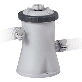 Intex 28602 Filtro Depuratore a Cartuccia, 17.5 x 14 x 21 cm, Grigio/Nero