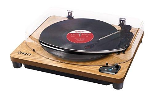 ION Audio Air LP - Platine Vinyle Bluetooth à Trois Vitesses avec...