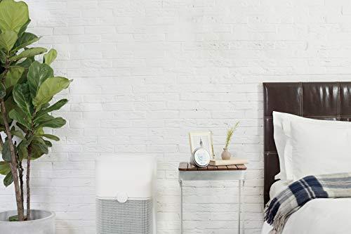 Laser-Egg-2-moniteur-intelligent-de-qualit-de-lair-Mesure-PM25PoussireTempratureHumiditPour-la-maison-ou-un-office-WiFi-compatible-avec-Android-et-Apple-HomeKit