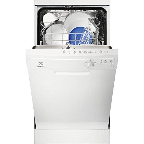 Electrolux esf4202low autonome 9places A + lavastoviglie-Lavastoviglie (autonome, Bianco, Slim...
