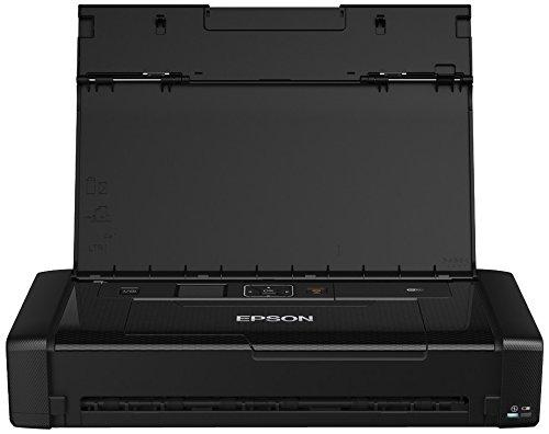 Epson - Stampante Workforce compact 4 in 1 con Wi-Fi, ideale per casa e ufficio, colore nero Y