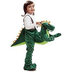 My Other Me Me - Disfraz Dino Rider, para niños de 3-4 años (Viving Costumes MOM02661)