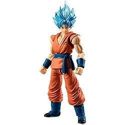 Dragon Ball Z Shodo SSGSS Son Goku Figura acción Standard