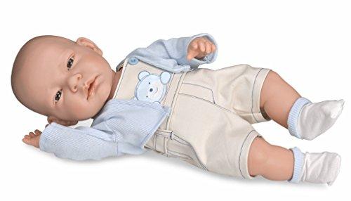 Nenuco - Ropita deluxe para muñeco, color azul (Famosa 700013910)