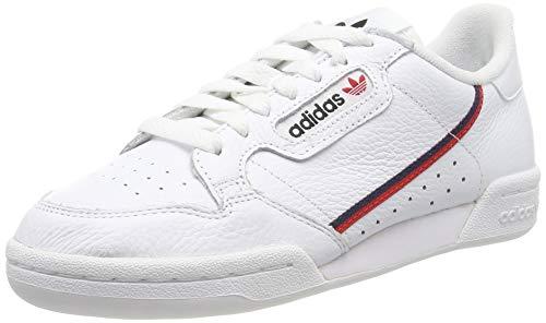 adidas Herren Continental Sneaker, Weiß (White G27706), 42 2/3 EU
