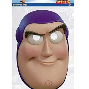DISBACANAL Careta Buzz Lightyear Toy Story