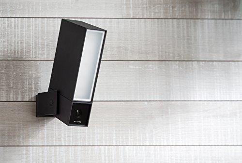 41fNJv9FjuL [Bon Plan Fibaro] Caméra de Surveillance Extérieure Intelligente avec éclairage intégré - Netatmo Presence
