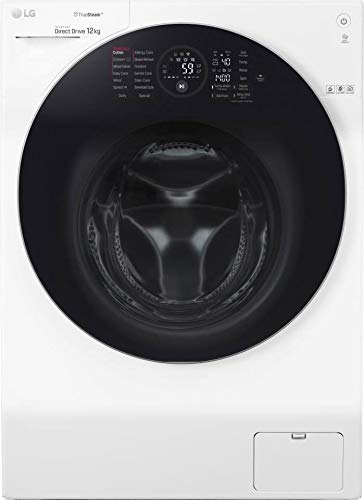 LG FH4G1BCS2 Lavatrice carica frontale 12kg 1400Giri/min A+++, Bianco
