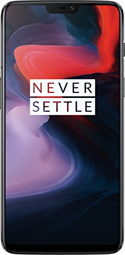 OnePlus 6 (Midnight Black 8GB RAM + 128GB Memory)