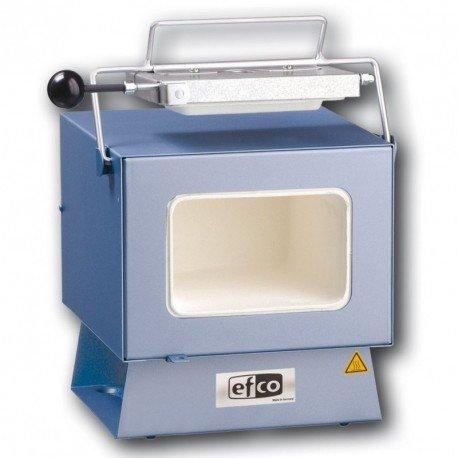 efco - 135 KF - Forno Elettrico a muffola, Temperatura Massima 1.100 °C